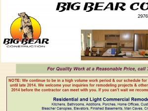 Big Bear Construction Inc. In Smyrna, GA   Bathroom Remodeling, Builders U0026  Contractors, Deck Builders, General Contractors, Kitchen Cabinets,